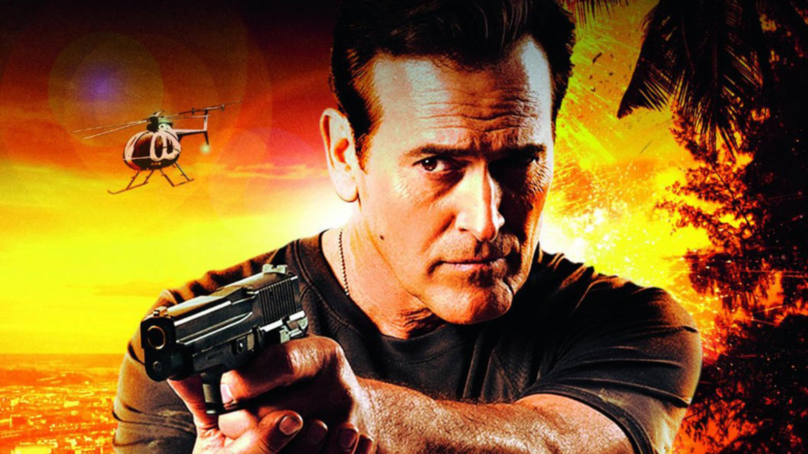 Burn Notice – The Fall of Sam Axe